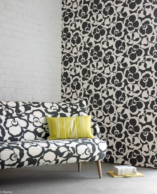 tapetenkollektion romo villa nova malerbetrieb. Black Bedroom Furniture Sets. Home Design Ideas
